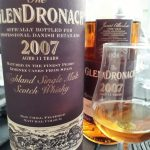 Glendronach 2007 Sherry Cask 11 Y.O 46% / Danish Retail Exclusive